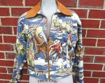 Vintage Cowboy Jacket
