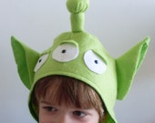 Toy Story Green Aliens Halloween Costume Head Piece