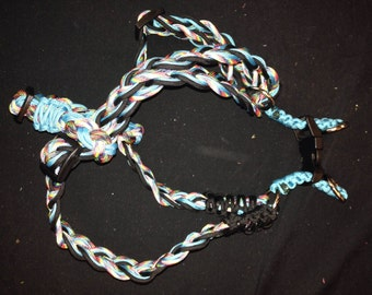 Small dog adjustable harness