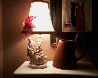 French Boudoir Lamp