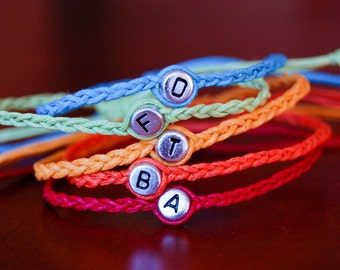 DFTBA Friendship Beaded Bracelets