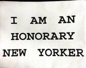 Honorary New Yorker