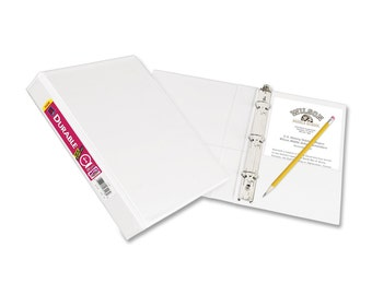 5.5 x 8.5 Binder Cover Inserts