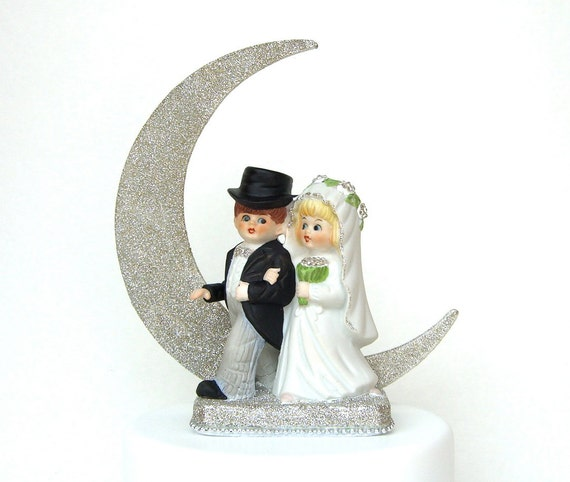 hollywood glam wedding cake topper wedding cake topper glam 1920 s by 15270