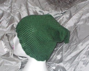 Adult Legend of Zelda Hand Knit Link Hat