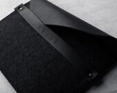 Mujjo iPad Envelope Sleeve - Black