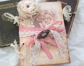 Wedding Guest book  -style 'Vintage Twenties'