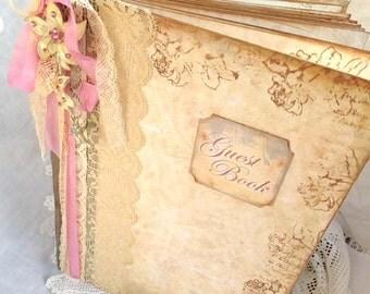 A4 Wedding Guest Book