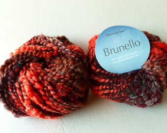 Sale Scarlet Sunset 3804 Brunello by Plymouth Yarn
