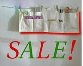 Holiday Gift Sale Canvas Organizer Space Saver