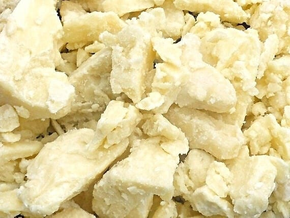 Organic Shea Butter, Raw, Unrefined - 1 pound, 455 grams