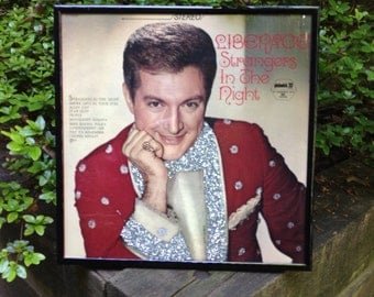 Glittered Liberace Strangers In The Night Album