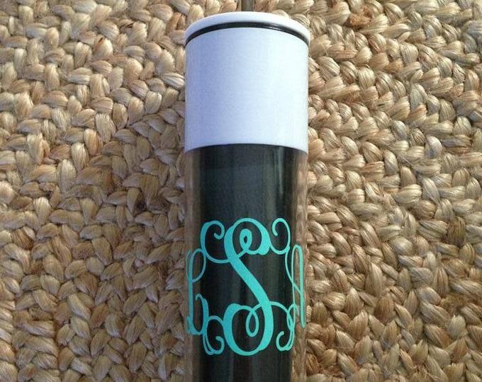 Monogrammed Water Bottle
