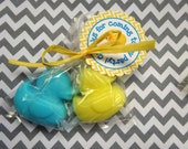 30 WITHOUT TAGS Ducky Soap Party Favors