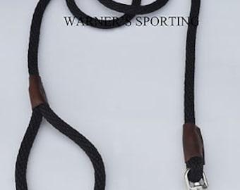 "Warner Braided Nylon Rope Snap Lead Dog Leash 1/2"" X 6 Ft.   USA"