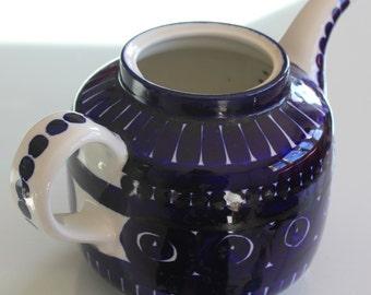 Beautifull, beautiful, oh so beautiful Valencia teapot by Arabia Finland