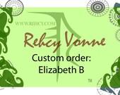 Custom Order for Elizabeth B: The Future Dress- High Fashion, Avant Garde, Modern, Futuristic, and Evening Dress