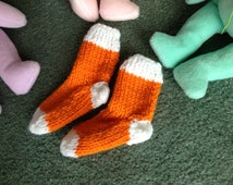 Tennessee Vols Baby Booties/socks