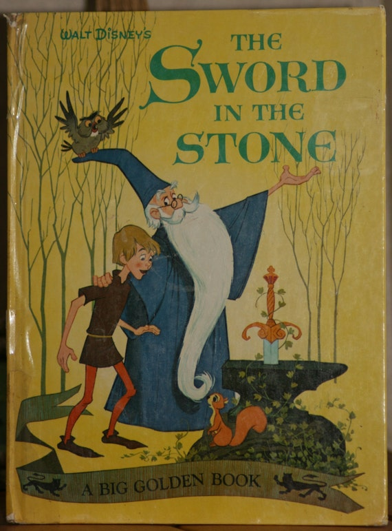 an analysis of the sword in the stone by walt disney Amazoncom: the sword in the stone (45th anniversary special edition) by walt disney video: movies & tv.