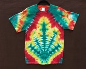 Tie dye T-shirt Adult Medium
