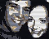 Custom Listing LEGO Mosaic 15x20