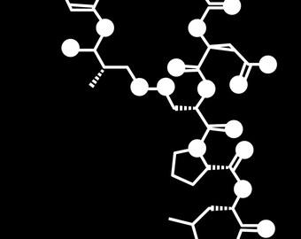 Oxytocin Molecule