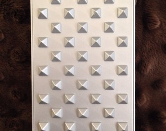 Silver studded iPhone 5, iPhone 5s case
