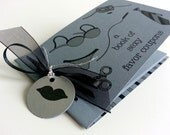 Love Coupon For Him Gift for Husband 50 Shades of Gray Inspired Coupon Book for Boyfriend Valentine Favor Coupon Book Paper Anniversary Gift