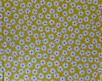 Yellow Small Daisy from QH Textiles