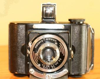 Vintage Minolta Six  Camera