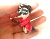 Harry Potter - Miniature Sculpture - Charm - Keychain - Pendant