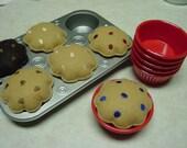 Felt Food - 13 Piece Muffin Felt Play Food Set