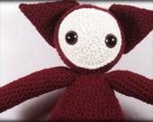 Goblin Stuffed Amigurumi