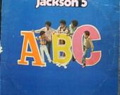 1970 Jackson 5  ABC vinyl LP record
