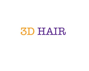 3D Hair Add-Ons