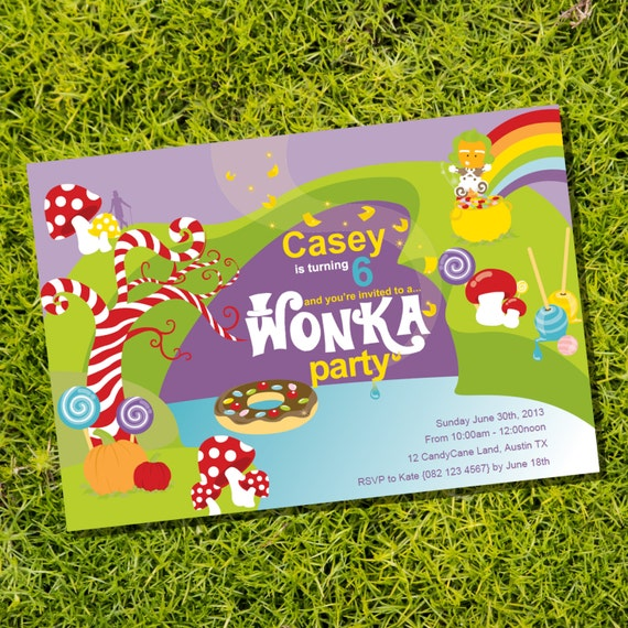 il 570xN.492402169 n20q Top Result 60 Unique Willy Wonka Invitations Templates