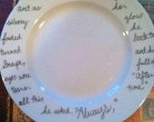 Harry Potter Decorative Plate