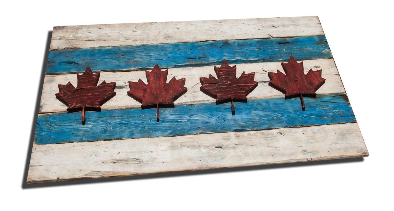 Canadian Flags Flag Art Canadian Flag