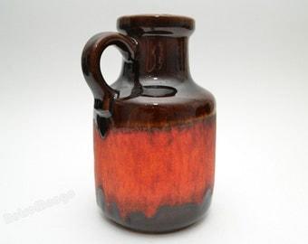 West German retro vase by Scheurich 414-16