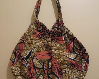 Big African HOBO bag