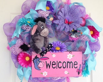 Eeyore  Disney Wreath
