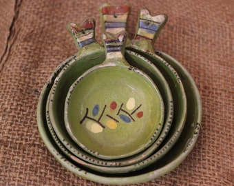 Small Mexican Nesting Bowls