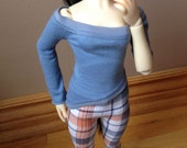 Plaid Set #2 for MSD BJD