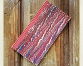 Handmade notebook with an original cover from an antique spanish book.