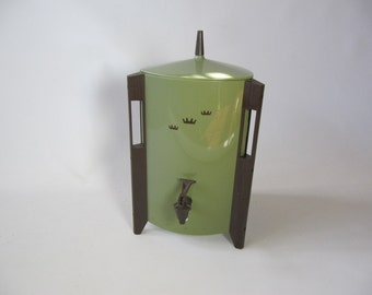 Vintage Coffee Maker, Avocado Green