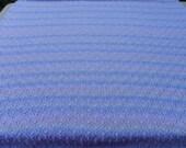 Hand knitted heirloom baby shawl blanket afghan