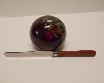 Vintage Bakelite Handle Rostfrei Solingen Knife