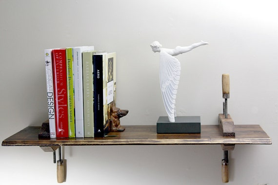 Design Shelf Industrial Etsy