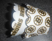 Boston Bruins Cupcake Wrappers  Hockey