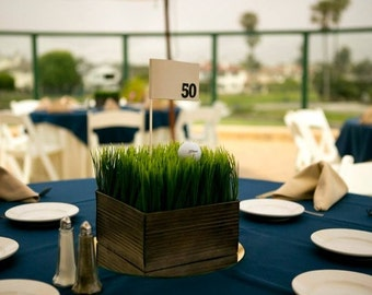 GOLF Table Centerpiece